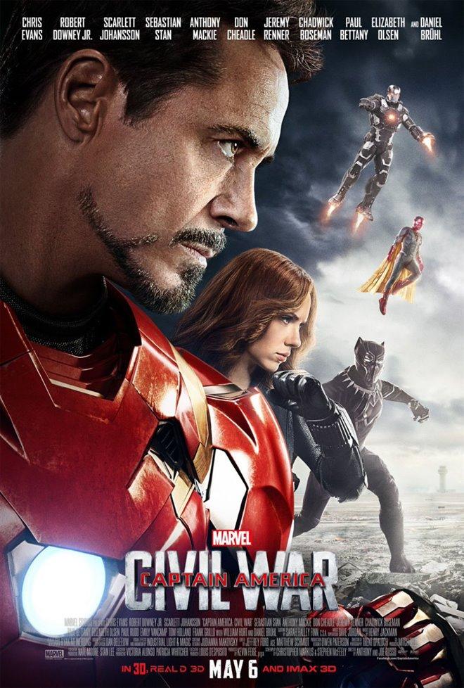 Captain America: Civil War Photo 65 - Large