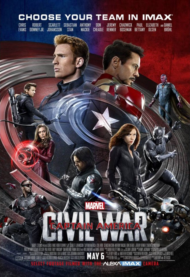 Captain America: Civil War Photo 67 - Large