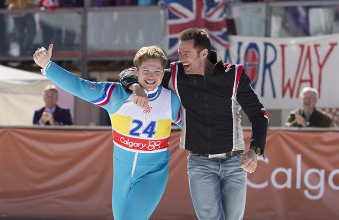 Eddie the Eagle Photo 4 - Large