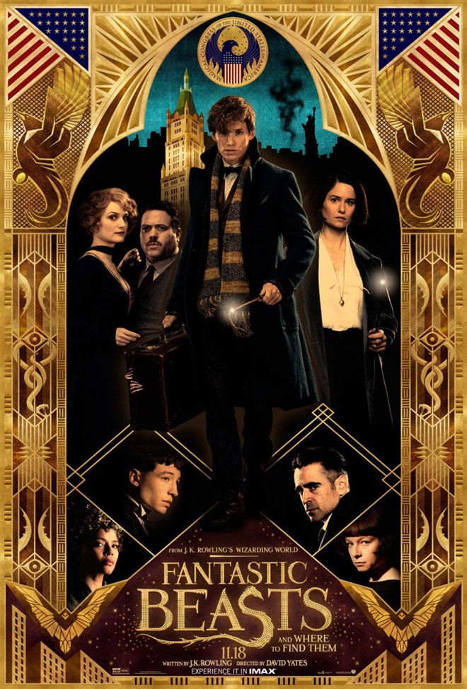 Fantastic Beasts and Where to Find Them Photo 58 - Large