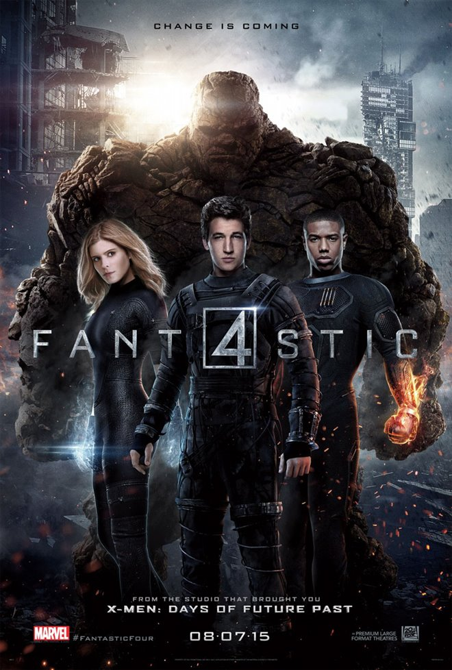 Fantastic Four Photo 8 - Large