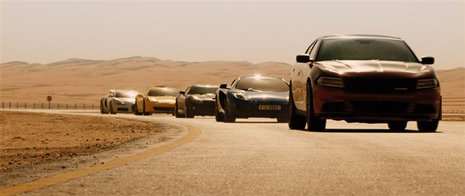Furious 7 Photo 31 - Large