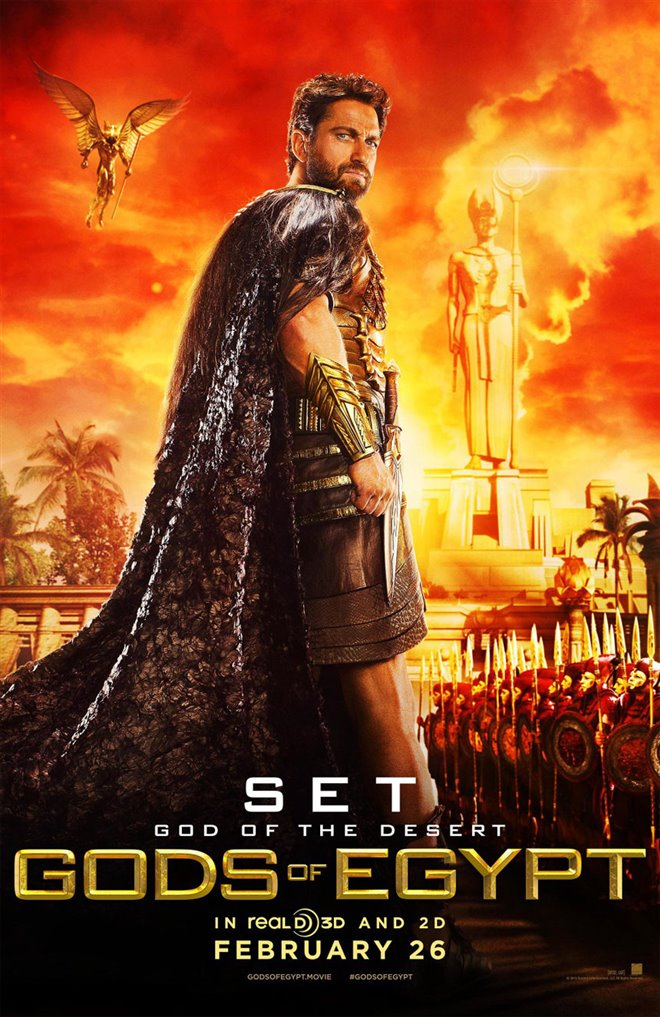 Gods of Egypt Photo 14 - Large