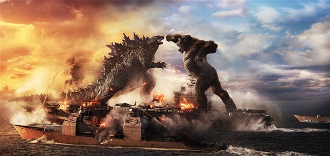 Godzilla vs. Kong Photo 1 - Large