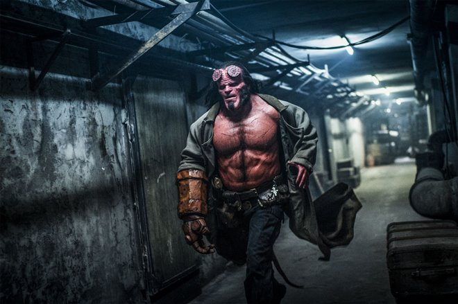 Hellboy Photo 2 - Large