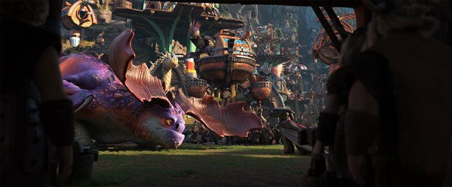 How to Train Your Dragon: The Hidden World Photo 3 - Large