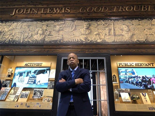 John Lewis: Good Trouble Photo 5 - Large