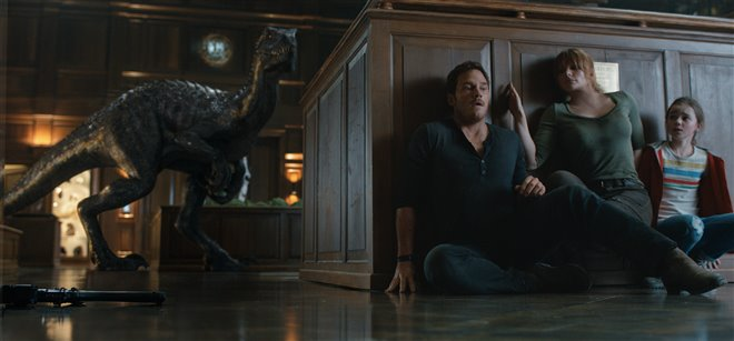 Jurassic World: Fallen Kingdom Photo 12 - Large