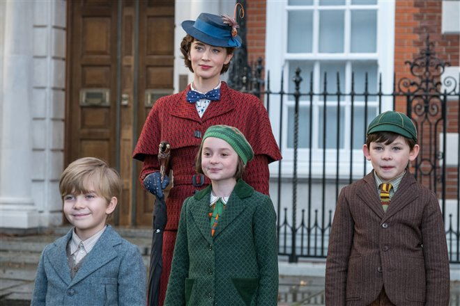 Mary Poppins Returns Photo 17 - Large