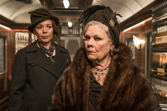Murder on the Orient Express Photo 10 - Large