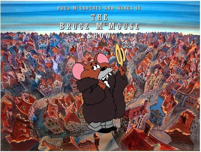 Paul McCartney's The Bruce McMouse Show Photo 1 - Large