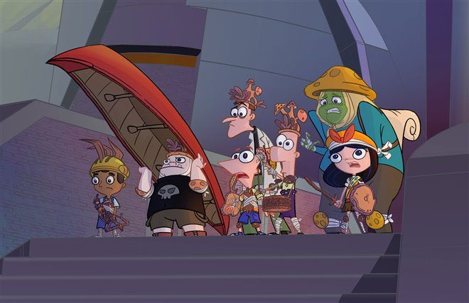 Phineas and Ferb the Movie: Candace Against the Universe (Disney+) Photo 1 - Large