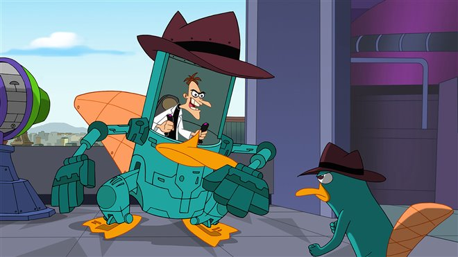 Phineas and Ferb the Movie: Candace Against the Universe (Disney+) Photo 9 - Large