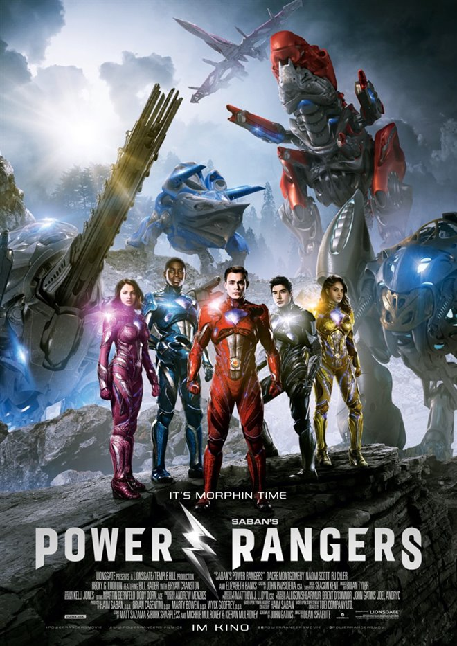 Power Rangers Photo 40 - Large