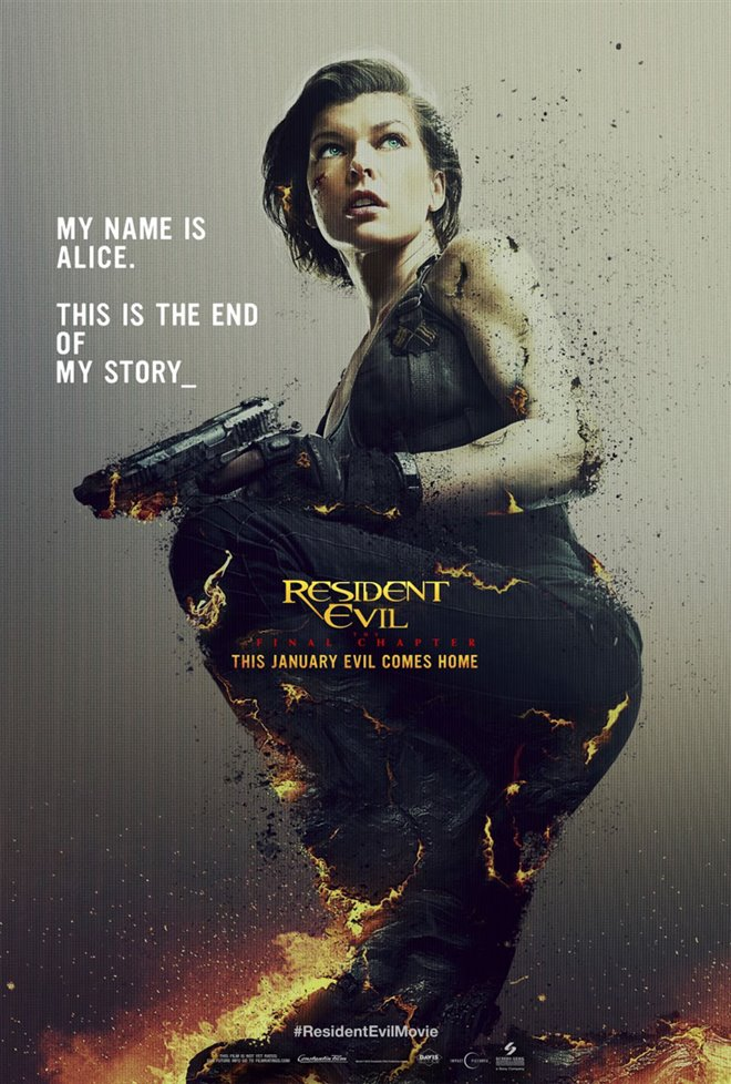 Resident Evil The Final Chapter Photo 8 Of 8