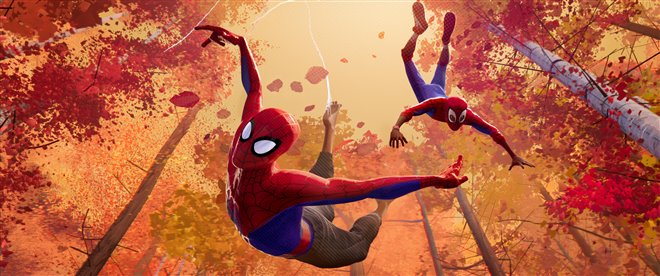 Spider-Man: Into the Spider-Verse Photo 1 - Large