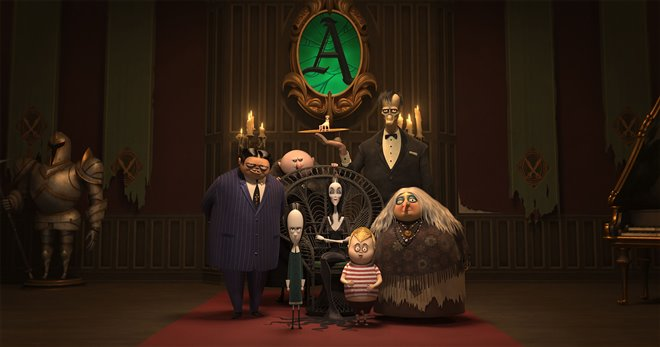 The Addams Family Photo 10 - Large