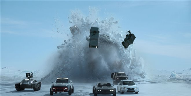 The Fate of the Furious Photo 23 - Large
