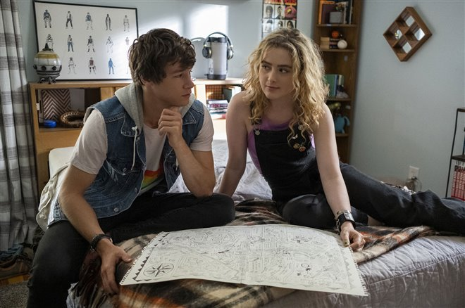 The Map of Tiny Perfect Things, un romanzo d'amore su Amazon Prime Video