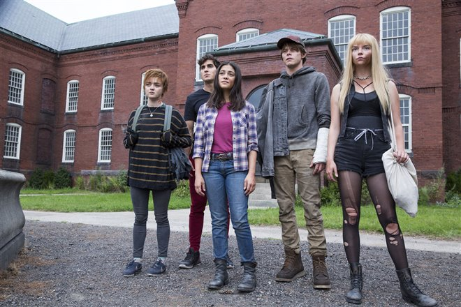 The New Mutants Photo 1 - Large