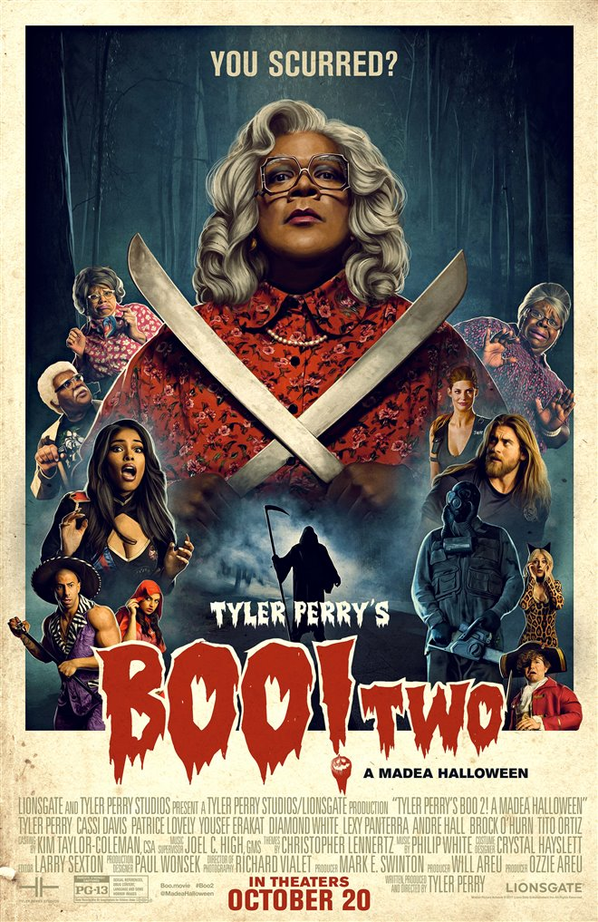 Tyler Perry's Boo 2! A Madea Halloween Photo 12 - Large