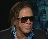 Mickey Rourke photo