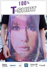 100% T-Shirt Large Poster