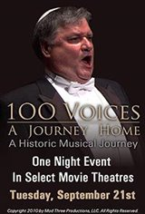 100 Voices: A Journey Home Movie Poster