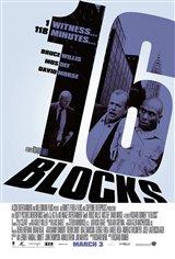 16 Blocks Movie Poster