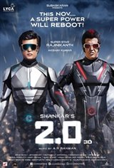2.0 (Hindi) Movie Poster