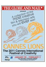 2011 Cannes Lions International Festival of Creativity Movie Poster