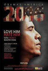 2016: Obama's America Movie Poster