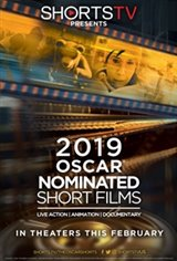 2019 Oscar Nominated Shorts - Live Action Movie Poster