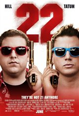 22 Jump Street Large Poster