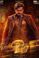 24 (Tamil) Movie Poster
