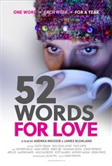 52 Words for Love Large Poster