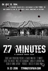 77 Minutes Movie Poster