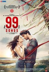 99 Songs (Tamil) Movie Poster