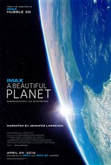 A Beautiful Planet Movie Poster