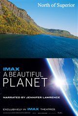 A Beautiful Planet / North of Superior Movie Poster