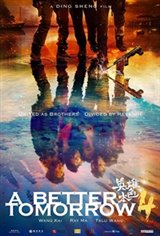 A Better Tomorrow 2018 Movie Poster