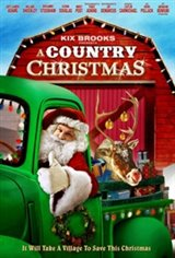 a country christmas movie poster - A Country Christmas Cast