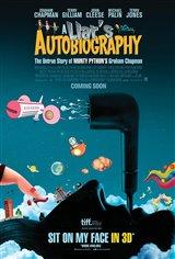 A Liar's Autobiography: The Untrue Story of Monty Python's Graham Chapman Movie Poster