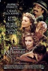 A Midsummer Night's Dream (1999) Movie Poster