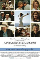 A Previous Engagement Movie Poster