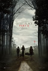 A Quiet Place: Part II Movie Poster