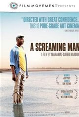 A Screaming Man  Movie Poster
