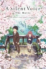 A Silent Voice: The Movie Movie Poster