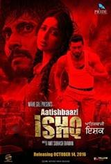 Aatishbaazi Ishq Movie Poster