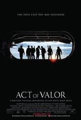 Act of Valor Movie Poster